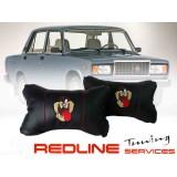 זוג כריות למשענת ראש  TAZ,Car Neck Pillow Auto Head Neck Rest Cushion Relax Neck Support Comfortable Soft