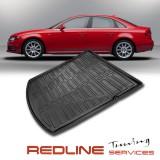 שטיח לתא מטען אודי A4 2008-2015,מעוצב בצורה חדשנית לאיסוף הלכלוך,עמיד נגד מים,קל לניקוי, Trunk Mat for AUDI A4