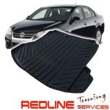 שטיח לתא מטען פולקסווגן ג'טה 2005-2011,עמיד נגד מים,קל לניקוי,מעוצב בצורה חדשנית לאיסוף הלכלוך, HB Trunk Boot Mat for VW JETTA 2005-2011