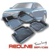 סט שטיחים תואם מקור הונדה אקורד 2003-2008