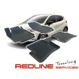 סט שטיחים,רנו קפטור,בעיצוב חדשני, עשוי מחומר PU איכותי הכולל פסים מיוחדים בצדדים להתאמה מושלמת ברכב, שטיח עבה במיוחד ונטול ריח רע. סט השטיחים ניתנים להתקנה עצמית פשוטה, קלה ומהירה, קל מאוד לניקוי ושטיפה ידנית. Car Floor Front & Rear Liner Mat For RENAULT