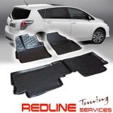 RL129500,סט שטיחים תואם מקור טויוטה ורסו וספייס ורסו,בעיצוב חדשני, עשוי מחומר PET איכותי הכולל פסים מיוחדים בצדדים להתאמה מושלמת ברכב, שטיח עבה במיוחד ונטול ריח רע. סט השטיחים ניתנים להתקנה עצמית פשוטה, קלה ומהירה, קל מאוד לניקוי ושטיפה ידנית. TOYOTA VERS