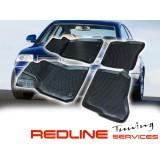 סט שטיחים,פולקסווגן פאסאט 1998-2004,בעיצוב חדשני, עשוי מחומר PET איכותי הכולל פסים מיוחדים בצדדים להתאמה מושלמת ברכב, שטיח עבה במיוחד ונטול ריח רע. סט השטיחים ניתנים להתקנה עצמית פשוטה, קלה ומהירה, קל מאוד לניקוי ושטיפה ידנית. Car Floor Front & Rear Liner