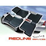 סט שטיחים,מרצדס בנץ דגם W203,בעיצוב חדשני, עשוי מחומר PU איכותי הכולל פסים מיוחדים בצדדים להתאמה מושלמת ברכב, שטיח עבה במיוחד ונטול ריח רע. סט השטיחים ניתנים להתקנה עצמית פשוטה, קלה ומהירה, קל מאוד לניקוי ושטיפה ידנית. Car Floor MERCEDES BENZ W203 2000-20