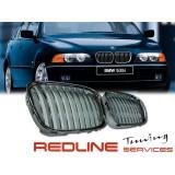 גריל קדמי BMW סדרה 5 דגם E39,כרום 1996-2000, FRONT GRILLE BMW