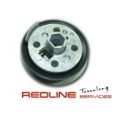 מתאם הגה ספורט פורד פוקוס Auto Steering Wheel Adapter for FORD FOCUS 1998-2007