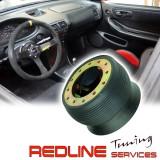 מתאם הגה ספורט הונדה סיויק 1990-1992,Auto Steering Wheel Adapter for HONDA CIVIC