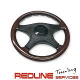 steering wheel wood, הגה אץ לרכבי אספנות