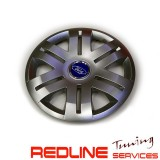 "סט טסות 16"" לפורד,Wheel Cover FORD 16 .Plastik ABS"