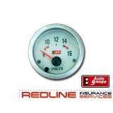 שעון מתח לכל סוגי הרכב,חברת  VOLT AUTOGUAGE