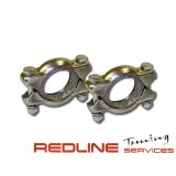 VW Tail Pipe / Heater / J Tube Clamp and Gasket Kit