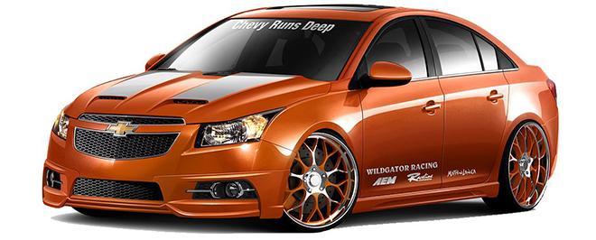 מגניב רד ליין Chevrolet - דגמי רכב SX-41